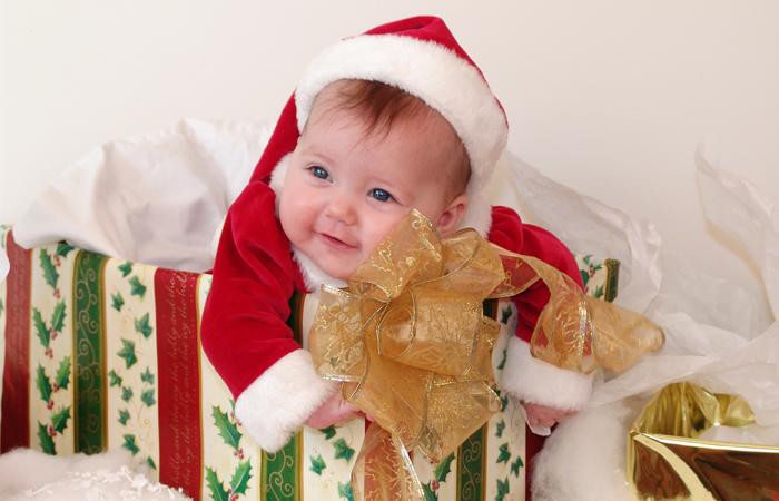Фото детей на тему нового года