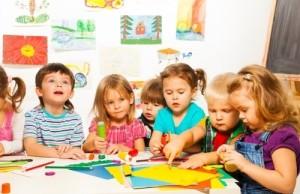 детский сад для ребенка