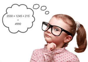 Приемы устного счета. Влияние ментальной арифметики на развитие ребенка