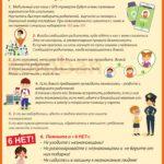 Безопасность ребёнка. На улице. Инфографика.