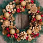 Найкрасивіші новорічні вінки